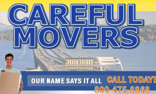 Careful Movers - Seattle Moving Company
